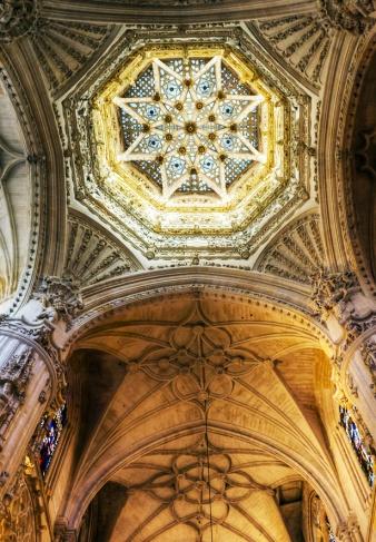 Burgos gewelf viering