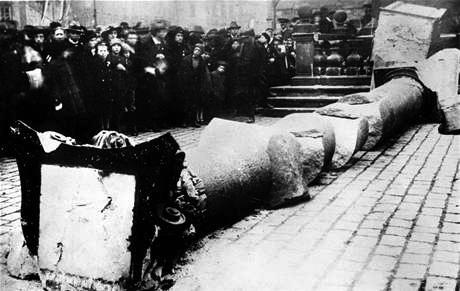 Praag Mariazuil 1918