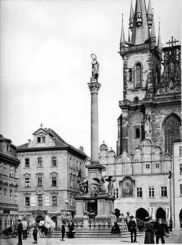 Praag Mariazuil 1900