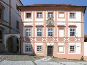 Kapittelhuis, Burchtstadplein 65/6, Praag. Foto: Wikipedia