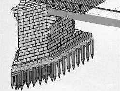 Paalfundering in de middeleeuwen