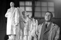 Stalinbeeld, ontwerp met beeldhouwer Otakar Švec