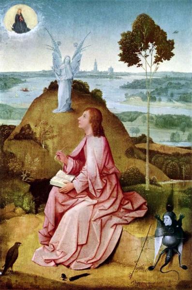 tytinillus Bosch Johannes op Patmos