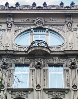 Balkon Riga