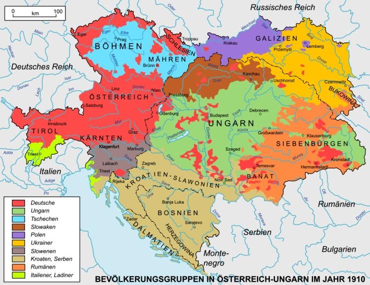 Oostenrijk-Hongarije 1910