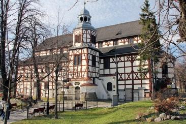 Friedenskirche Jauer, Wikipedia