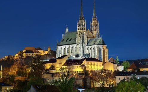 Kathedraal Brno
