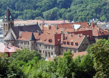 Beuron in Praag, Gabrielklooster