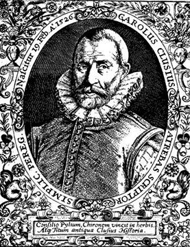 Tulp Carolus Clusius