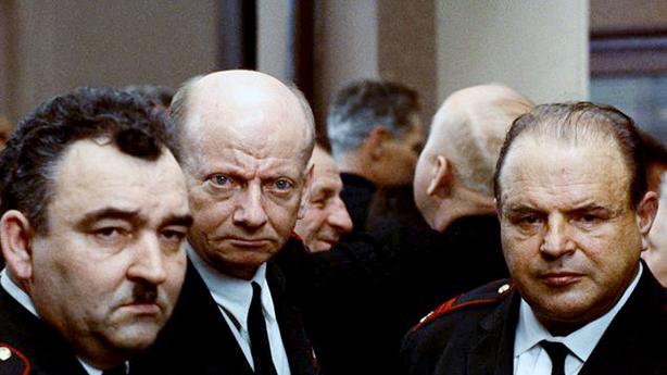 Praagse Lente, Miloš Forman, Het brandweerbal