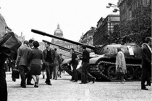 Praagse Lente, augustus 1968