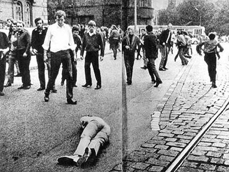 Praagse Lente, Brno, 1969