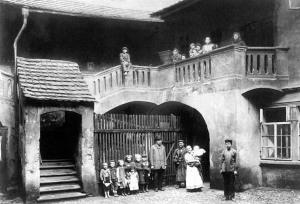 Praag, het voormalig getto